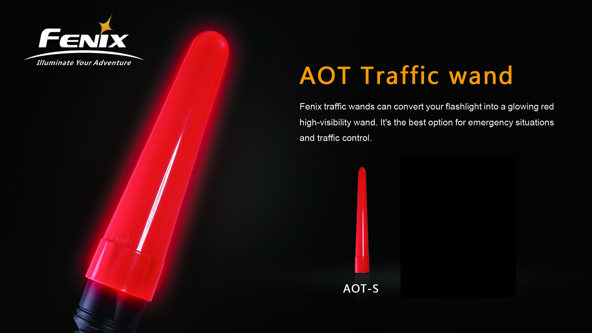 Fenix AOT-S Traffic Wand