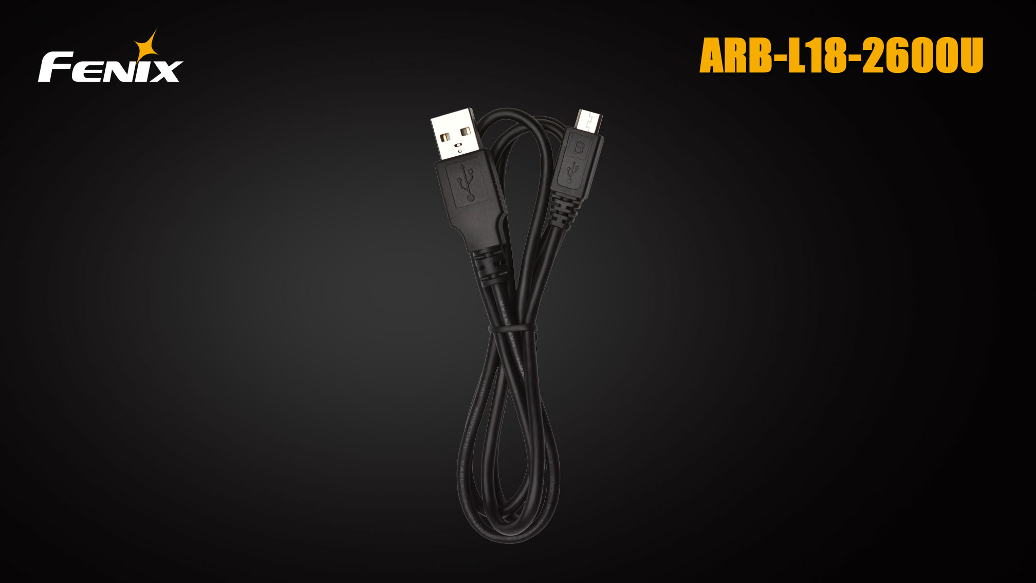 Fenix USB Charging Cable