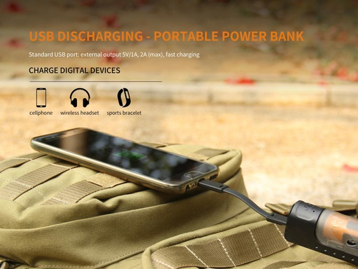 Fenix ARE-X1+ Single Channel Smart Charger