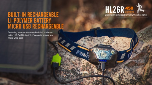 Fenix HL26R Headlamp