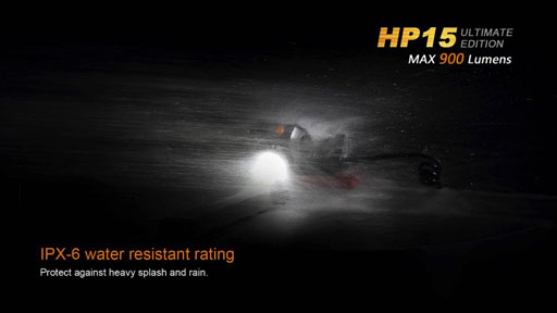 Fenix HP15 Headlamp