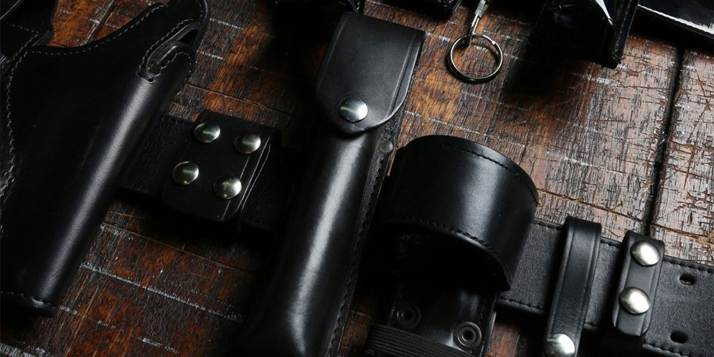 Leather Heavy Duty Holsters